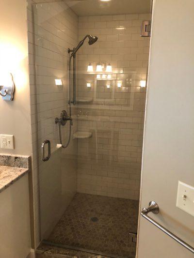 bath framework remodeling